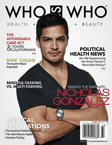 Who Is Who® Health Magazine